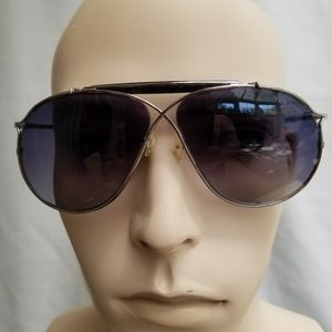 "Men's ""Tom Ford"" Aviator Sunglasses"
